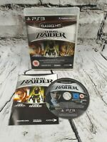 The Tomb Raider Trilogy (PS3), Complete