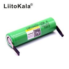 Bateria / Pila Recargable INR18650-25R LIITOKALA ⚡️ 2500 mAh | 3,6V | Litio ⚡️