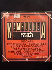 Concerts for the People of Kampuchea - Various Artists 2xLP (The Who, Queen...)