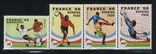 Burkina Faso MNH Scott # 1074-77 World Soccer Cup Value $ 5.15  US $$