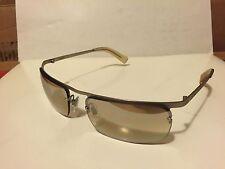 New DKNY 7247S (045) Sunglasses Matte Grey / Lite Pink-Grey Lens Titanium Mirror