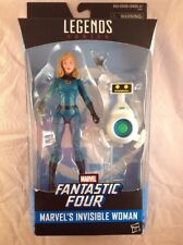 MARVEL LEGENDS Series FANTASTIC FOUR 4 INVISIBLE WOMAN Walgreens EXCLUSIVE NEW