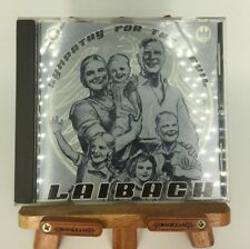 Laibach Sympathy For The Devil 8 tracks Cd