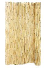 Bamboo Reed Fencing 6 x 16 Ft. Backyard Garden Outdoor Decor Tiki Privacy Screen