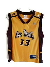 Arizona State Adidas Basketball Jersey Youth Medium James Harden