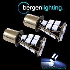 382 1156 BA15s 245 207 P21W XENO BIANCO 21 SMD LED