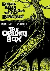 The Oblong Box [New DVD] Rmst, Digitally Mastered In HD