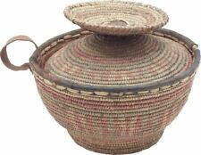 CONGOLESE COIL WORK BASKET