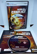 World in Conflict (PC: Windows, 2007) Sierra Windows Intel Gaming Gamer européenne
