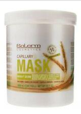 Salerm Treatments Wheat 🌾 😷 Hair Mask 33.4oz. Unisex