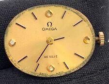 Omega Cal. 625 FUNCIONANDO hand manual vintage 25 mm