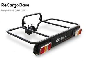 Piattaforma di carico per gancio di traino MODULA ReCargo BASE,MIS. 116X89