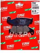 Honda - Original TRW-Lucas Bremsbeläge brake pads MCB669