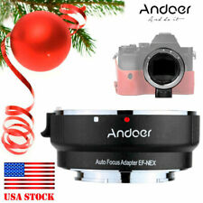 Lens Adapter Ring Mount For Canon EF EFS to SONY E NEX A7 A5000 A6000 Full Frame