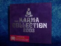 THE KARMA COLLECTION 2003 ALBUM 2 x CD Box Set: Ministry of Sound Ltd Edit 36tks