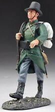 Thomas Gunn Ww1 Belgian Gw044 Marching With Rifle Mib