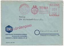 AFS, VEB TEWA Chemnitz, Friedr.-Engels-Str. 83, o (10b) Chemnitz 14, 11.1.52