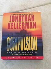 Jonathan Kellerman: Compulsion No. 22 by Jonathan Kellerman (2008, CD, Unabridge