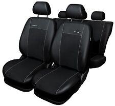 Schonbezüge Sitzbezüge Premium A Schwarz RENAULT CLIO MEGANE KANGOO TWINGO 5 9