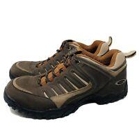 Oakley Combat Field Gear Shoe Men 11.5 Event Waterproof Brown Genuine Authentic