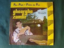 GHEORGHE ZAMFIR, Pan pipe LP Romania ELECTRECORD EPE 0432 orch FLORIAN ECONOMU
