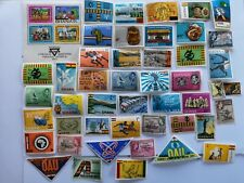 More details for 200 different ghana stamps collection