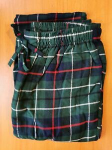 Brooks Brothers Men's Checked Pyjama Trousers Small