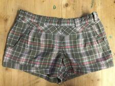 Jack Wolfskin Short Hose Gr 164 170 Youth L Flex Shield Softshell Khaki Pink 1A