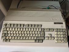 Amiga 500 with GOTEK OLED. PAL system with US Power supply