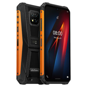 Ulefone Armor 8 Rugged Mobile Phone Unlocked Android 10 64GB OctaCore Smartphone