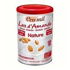 Ecomil Organic Almond Milk Powder No Added Sugar 400g