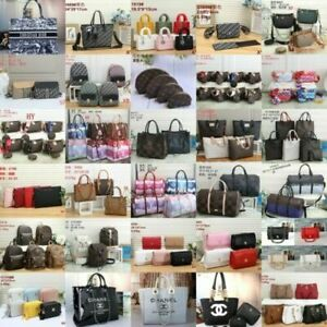 Fashion Ladies Handbag Shoulder Purse Women Crossbody Leather Tote Designer Bags