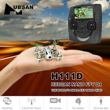 Hubsan H111D HD Camera Real-time Transmitter RTFNano FPV Q4 RC Quadcopter Drone
