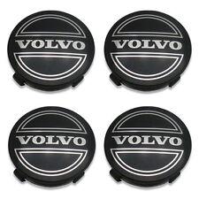 SET OF 4- 92-15 Volvo V40 S40 ONLY 30630085 30638643A Wheel Center Cap Hubcap