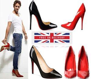 Stylish Women,s Drag Queen Cross High Heel Platform Court Shoe