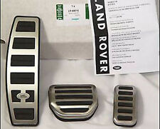 Land Rover Discovery 3 & Range Rover Sport Pedal Covers - Automatic, LR008713