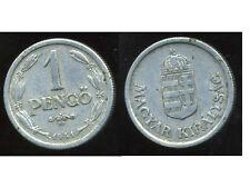 HONGRIE 1 pengo  1941  ( bis )
