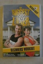 - THE BIGGEST LOSER BEGINNERS WORKOUT DVD [BRAND NEW] REGION 4 [NOW $23.75]