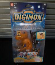 "DIGIMON Manga Anime Toy AGUMON 5"" MINI FIGURE PLAYSET pokemon monsters RARE"