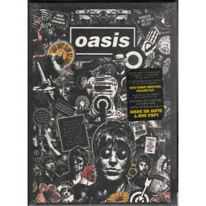 Oasis DVD Lord Don't Slow Me Down / Big Brother 06025 177 353-6 (8) Sigillato
