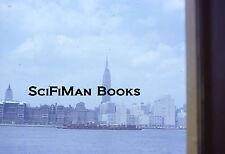 KODACHROME 35mm Slide New York Dayline Ferry Boat Empire State Building 1962!!!