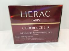 LIERAC - COHÉRENCE L.IR - AGE DEFENSE FIRMING CARE - CREAM- 1.7 OZ - BOXED