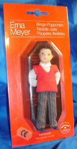 Erna Meyer Brown Haired Doll - MIB!!!