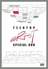 Teen Top Artist [Special DVD] (DVD, Region Free) Usually ships in 12 hours!!!