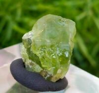 25.75ct Natural Large Healing Peridot Crystal Gem Grade Pakistan, US SELLER