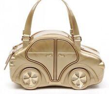 Straordinaria Braccialini Carina Bag Oro Da Collezione Introvabile Carinabag