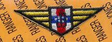 Netherlands Antilles Air Force AF wing cloth patch