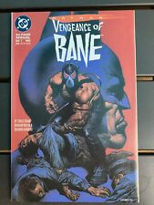 Batman Vengeance of Bane #1 1993 64-Page Special Excellent Condition SEE PHOTOS