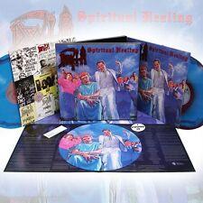 "Death Spiritual Healing Limited Edition 500 Made Two 12"" LP Vinyl W/Slipmat"