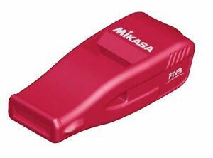 MIKASA Pealess Whistle BEATMASTER for Volleyball Referee BEAT-RBK NEW from Japan